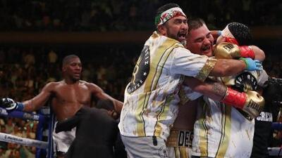 De un mensaje en Instagram a campeón del mundo: Andy Ruiz, el factor subversivo que el boxeo necesitaba