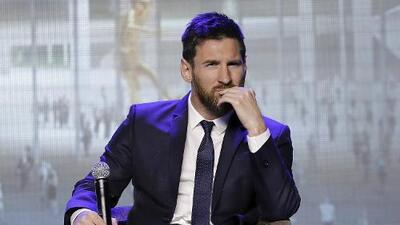 Más problemas para Messi: su Fundación dejó de declarar más de 10 millones de euros