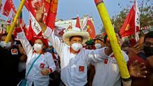 ¿Quién es Pedro Castillo, el sorprendente ganador de la primera vuelta en las elecciones de Perú?
