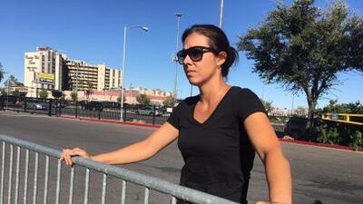 """""""Vi que la gente no se paraba, que estaban inmóviles"""": testimonios de sobrevivientes del tiroteo en Las Vegas"""