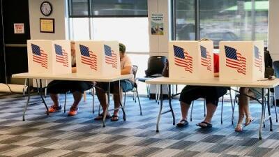 Los resultados de elecciones primarias en ocho estados con Trump como referencia (para ganar o perder votos)