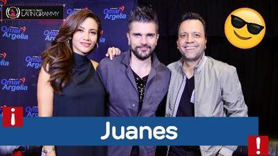 Juanes revela detalles de su presentación esta noche en los Latin GRAMMY y muchas cosas más