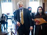 Las secuelas del juicio político: senadores republicanos que hallaron culpable a Trump enfrentan represalias en casa
