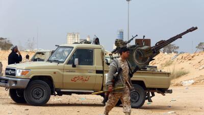 Ataque de Estados Unidos abatió al jefe del Estado Islámico en Libia