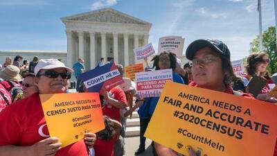 Juez federal considera nuevas evidencias que ponen en entredicho la pregunta de ciudadanía del censo