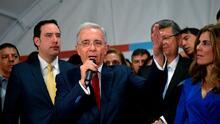 Jueza ordena la liberación del expresidente de Colombia Alvaro Uribe