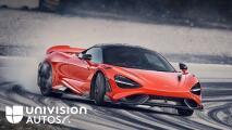 El nuevo McLaren 765LT es mucho más que una bestia del asfalto