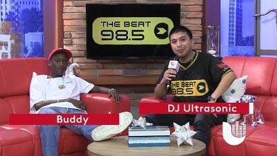 Awkward moments with DJ UltraSonic and Buddy