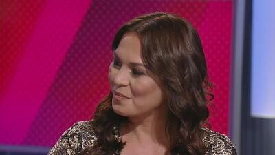 Conoce a Luz Ramos, la actriz que interpreta a Jenni Rivera en la serie biográfica de la cantante