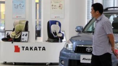 Lista de vehículos retirados por bolsas de aire defectuosas de Takata