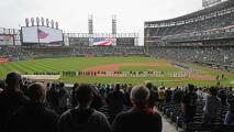 """""""Vamos un paso adelante"""": fanáticos sobre normas de bioseguridad implementadas para el juego de los White Sox"""
