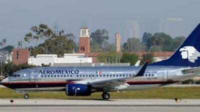 Pasajero fue picado por un alacrán en vuelo de Aeroméxico con destino a Chicago