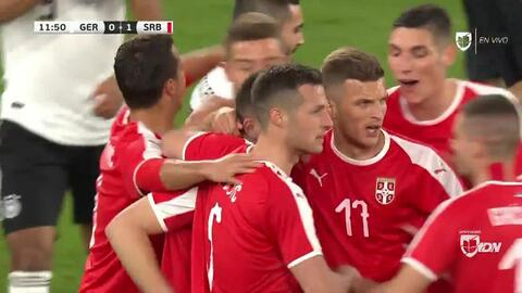 ¡GOOOL! ${PLAYER} anota para Serbia