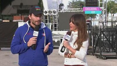 Exclusiva: las primeras reacciones de Julián Gil ante los resultados de la prueba de ADN