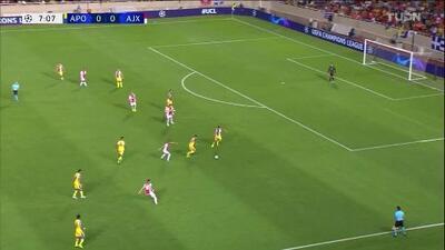 Highlights: Ajax at APOEL on August 20, 2019
