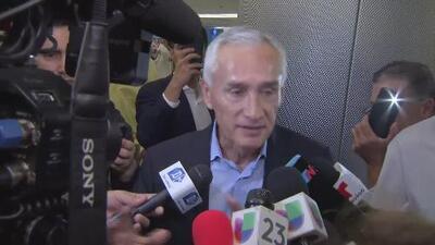 """""""Para mí era importante poderle llamar dictador a Maduro dentro del Palacio de Miraflores"""", comparte Jorge Ramos tras ser expulsado de Venezuela"""