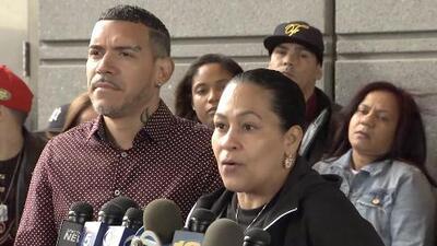 Los padres de 'Junior' Guzmán reaccionan ante la sentencia de los acusados por el asesinato de su hijo