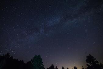 Estos son los mejores lugares en el centro de Texas para ver las estrellas
