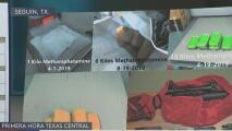 Arrestan a 12 personas en una redada contra el narcotráfico en Seguin