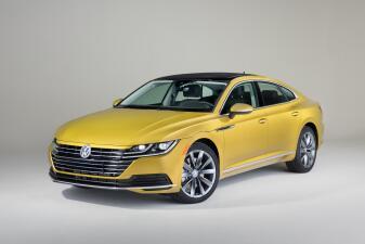 Este es el nuevo Volkswagen Arteon 2019 en imágenes