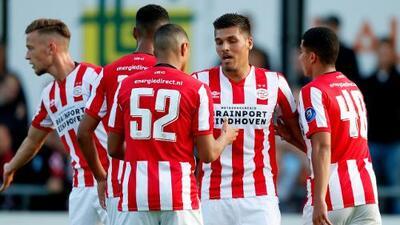 Sin Chucky ni Guti, PSV Eindhoven golea al Aris Salónica en amistoso