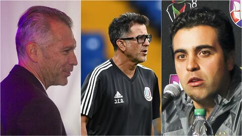 José Luis Higuera, Marcelo Michel Leaño y Juan Carlos Osorio, ¿encuentros coincidenciales?