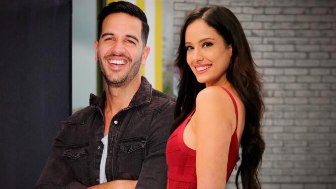 Misterio revelado: Chef Yisus y Aleyda Ortiz estarán en la pista de Mira Quién Baila