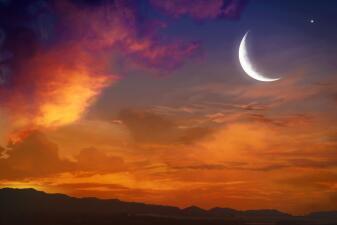 La luna nueva de septiembre: comienza una nueva vida para ti
