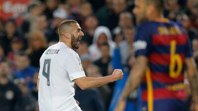 Barcelona 1 - Real Madrid 2: Los 'Merengues' apelan al orgullo y remontan en el Camp Nou