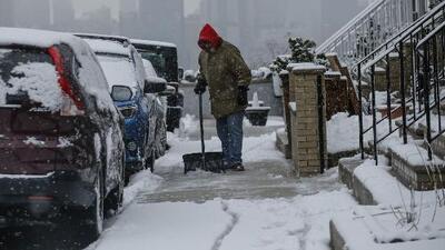 Miles de personas sin electricidad en el noreste de EEUU tras enfrentar dos tormentas invernarles en cinco días