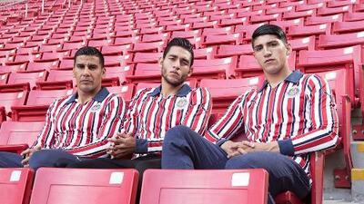 Se reveló: Chivas ya tiene playera para el Mundial de Clubes