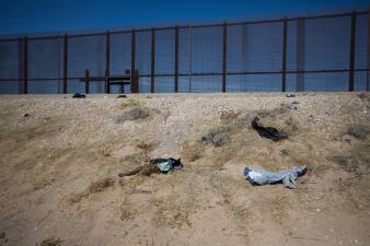 En fotos: un recorrido por el segundo sector de la frontera por donde cruzan más centroamericanos