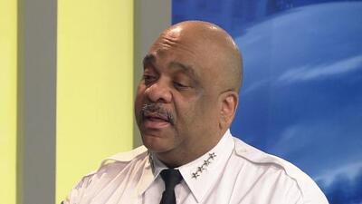Eddie Johnson habla sobre la situación de crimen en Chicago
