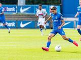 Gerardo Arteaga debuta de forma oficial con el Genk de Bélgica