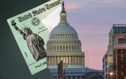El Congreso de Estados Unidos avanza en un nuevo paquete de estímulo económico para dar un alivio debido a la pandemia por el coronavirus.
