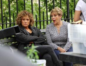 ¿Será Jennifer López o su doble? Mira las fotos, que es fácil salir de dudas