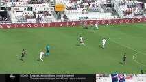 'Pipita' Higuaín cerca del primero para Inter Miami pero mejor fue la parada del portero del Galaxy