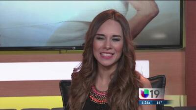 Conoce a la nueva integrante del equipo de Univision 19