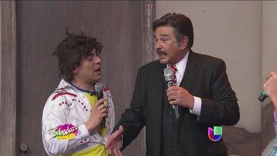 Jorge Ortiz de Pinedo se une a 'Una familia sin suerte'