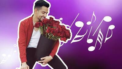 Luis Coronel está enamorado y revela qué canción le escribió a su novia