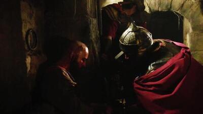 Los apóstoles salvaron a Zelote de su encierro