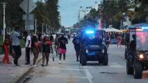 Caos y arrestos: preocupación en Miami Beach por aumento de incidentes durante  temporada de 'Spring Break'