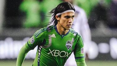 """Fredy Montero: """"Seattle es mi casa. Sounders es mi casa"""""""