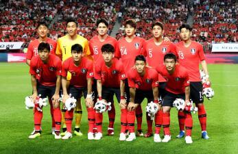 Corea del Sur: la lista definitiva que el rival de México lleva al Mundial de Rusia 2018