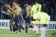Pumas 4-1 Táchira: Cuatro zarpazos de Pumas a Táchira en Copa Libertadores