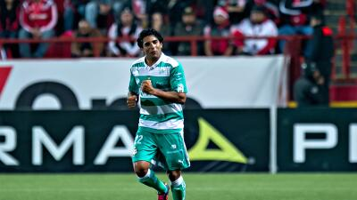 Martín Bravo aceptó que el gol le dio confianza