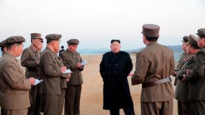 """Corea del Norte prueba """"arma táctica teledirigida"""" y pide excluir a Pompeo de los diálogos con EEUU"""