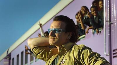 A favor y en contra: ¿Ha sido buena idea nombrar a Bono como Mujer del Año?