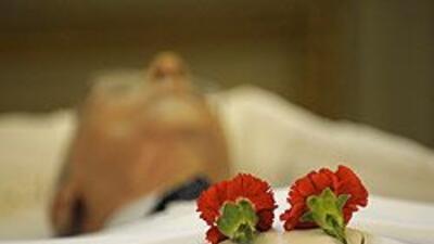 Restos mortales de José Saramago están en Portugal para último adiós