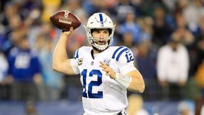 Andrew Luck descartado para el inicio de la pretemporada de la NFL
